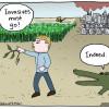Invasive Species Talk – 9 February @ 19:00