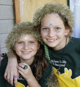 Kirsty and Ellen